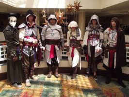 San Japan 4TW - Assassin Creed by sigh-yuh