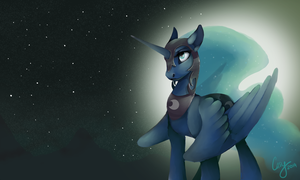 Guardian of the Night by CasyNuf