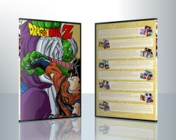 DBZ Collection - DVD2 by isa-pinheiro