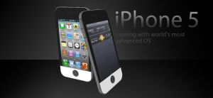 The new iPhone 5 by RVanhauwere