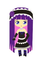 Stocking OP Dress by LadyArkhein