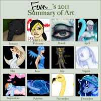 Art of 2011 Meme by iFerneh