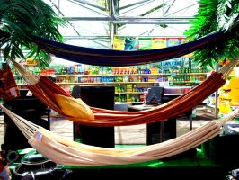 Hammocks by RecycledGenius