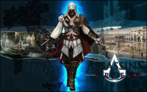 Assassin's creed 2 wallpaper by Lith-1989