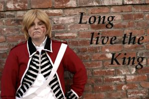 APH: Long Live the King by HikariToshiro