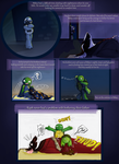 TMNT - In the dark of the night by Myrling