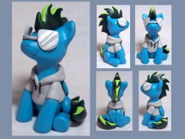 Pony Sculptors Contest Winner by CadmiumCrab