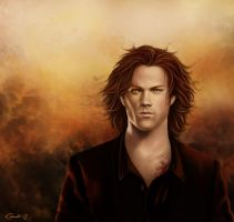 Sam in Hell by Eiande