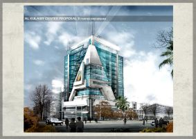 kulaiby tower 3 by essamdesigns