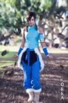 Angry Korra by CMOSsPhotography