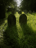 Headstones by Soul-Daemon