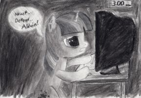 NATG II: Day 23 - Late Night Gaming by SeptilSix