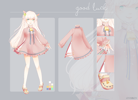 [CLOSED] Sheep Adoptable by anhvan44