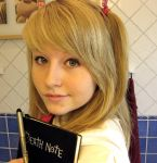 Misa-cosplay by kkjeanne