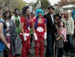 4th Annual Des Moines Zombie Walk by thrikreed