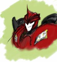 TFP: Knockout-Sketch by honeycombacid