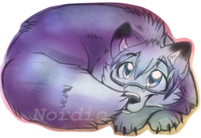 Nordic Badge by That-CrazyCat