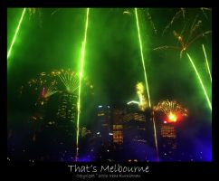 That's Melbourne by cionia