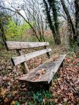 A bench 3 by Fabharty