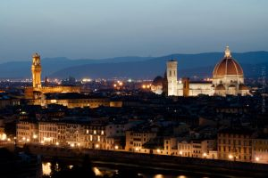 Florence by Night by geko78