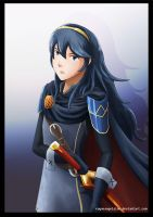 2013 06 15 Awakening lucina by RogueAngelAlan