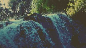 Waterfall by RicheliVargas