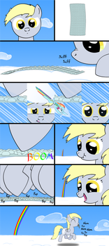 Cutiemark Origins: Bubble Wrap by TheRecliner27