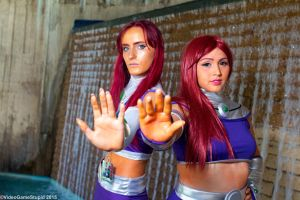 Otakon 2015 - Teen Titans GO!(PS) 15 by VideoGameStupid