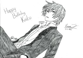 Happy Birthday KAITO by keenan905