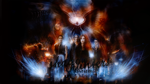 The Mortal Instruments Wallpaper by bxromance