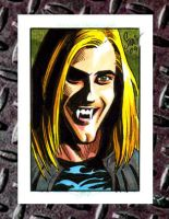 Latest sketch card commish 8 by Sonion
