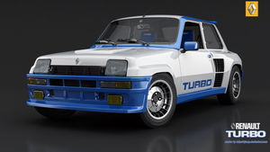 1980 Renault 5 Turbo by RJamp