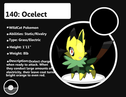 140: Ocelect by SteveO126