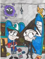 Researching the Haunted Store by Millie-the-Cat7