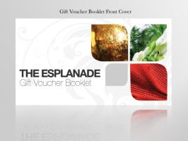 Esplanade Gift Voucher - Cover by icyabstractx