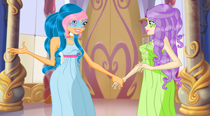 CC2R2: Come on, let's go! by AphroditeWinX
