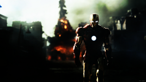 Iron Man HD Wallpaper by DmacKpt