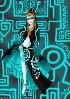 Midna by TheHummingInker