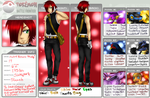 """UBF::Andre """"Andy"""" Peters by Sasuke323"""