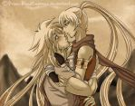 Comiss::. Lemurian Lovers by Priss-BloodEmpress