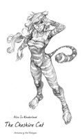 the cheshire cat by noelrodriguez