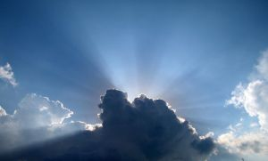 Clouds after the Storm by mariustipa