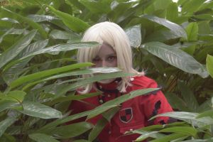 Hellsing Cosplay: predator by slayer500