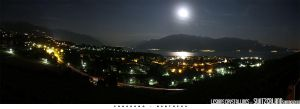 montreux panorama by lesions