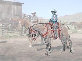 Tack Practice Trace Build by Everland-Stables