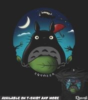 Nightly Neighbor (My Neighbor Totoro) by Ruwah