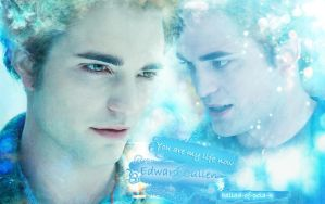 Edward Cullen by ballad-of-pola-k
