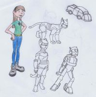 Rescue Bots Designs by klevry1
