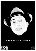 Vector Pharrell William by valdikentod