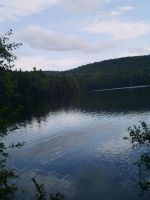 My camp's lake pic 2 by BloodySouls13